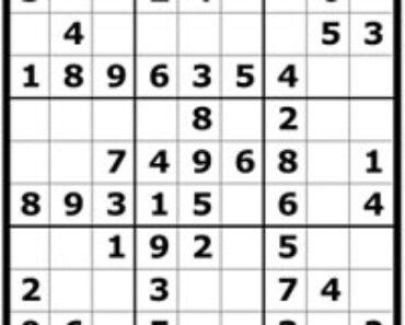 Descargar Sudoku gratis para PC